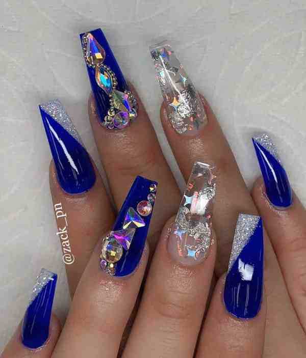 long coffin nail 2020013152 - 80+ Charming Long Coffin Nail Designs in 2020