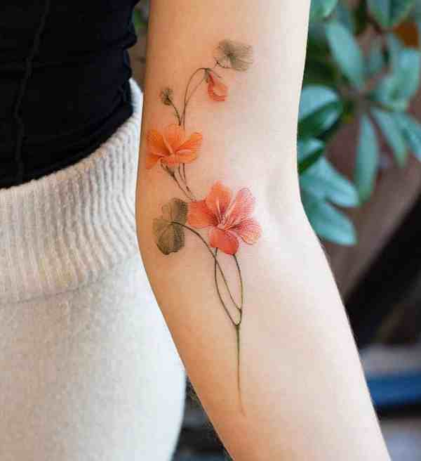 meaningful tattoos 2020011001 - 40+ Meaningful Tattoos That Inspire You