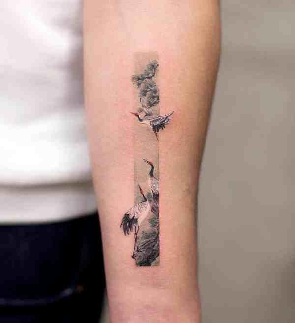meaningful tattoos 2020011025 - 40+ Meaningful Tattoos That Inspire You