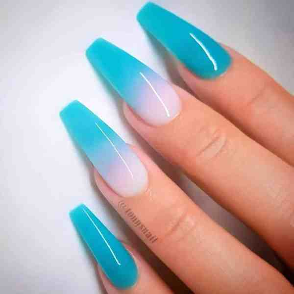 nails art 2020010505 - 60+ Nails Art That Is Super Trendy Right Now