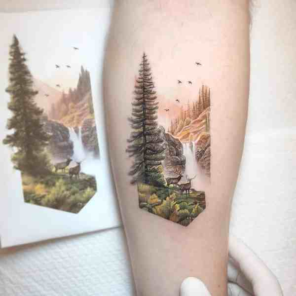 stunning tattoos 2020012960 - 100+ Stunning Tattoos to Inspire Your Super Inspiration