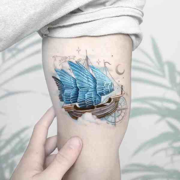 stunning tattoos 2020012966 - 100+ Stunning Tattoos to Inspire Your Super Inspiration