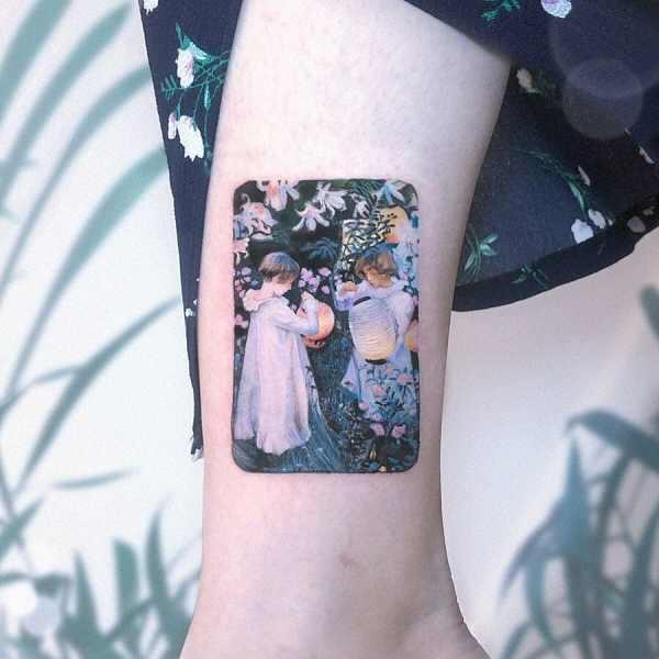 stunning tattoos 2020012968 - 100+ Stunning Tattoos to Inspire Your Super Inspiration