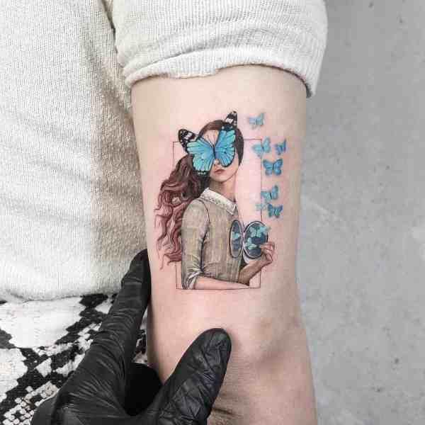 stunning tattoos 2020012999 - 100+ Stunning Tattoos to Inspire Your Super Inspiration