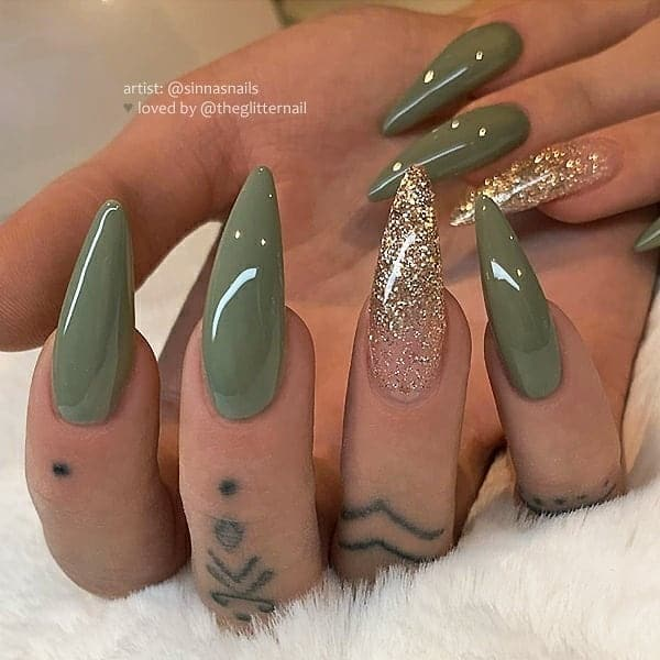 winter nail 20200201105 - 190+ Amazing Spring And Winter Nail Designs Ideas