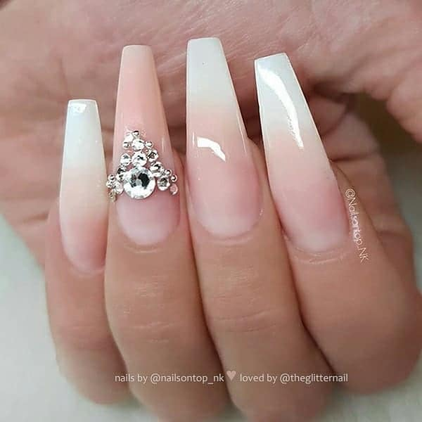 winter nail 20200201112 - 190+ Amazing Spring And Winter Nail Designs Ideas