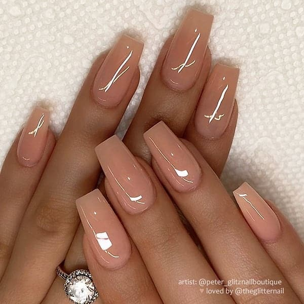 winter nail 20200201131 - 190+ Amazing Spring And Winter Nail Designs Ideas