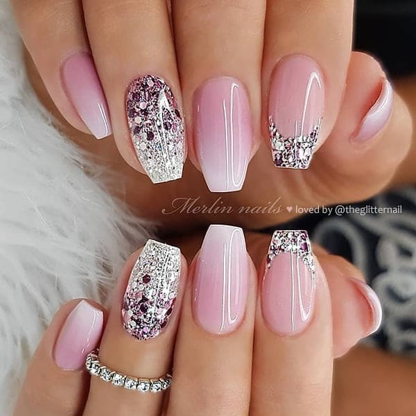 winter nail 20200201133 - 190+ Amazing Spring And Winter Nail Designs Ideas