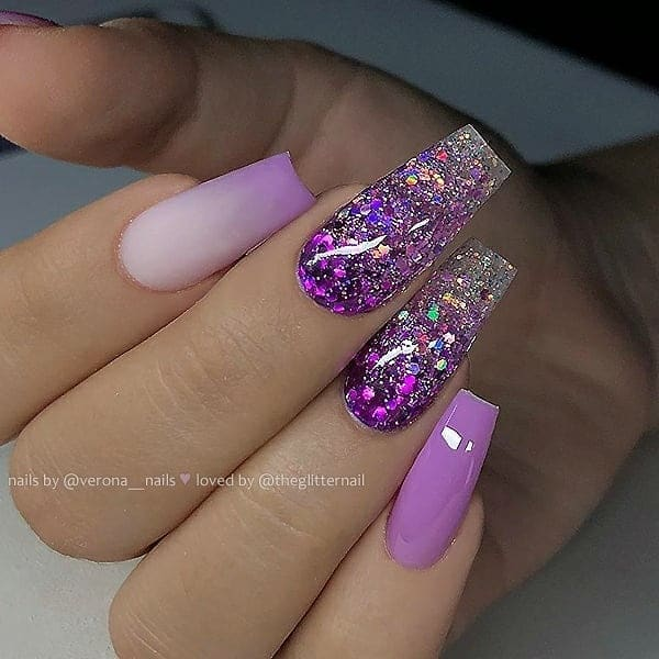 winter nail 20200201135 - 190+ Amazing Spring And Winter Nail Designs Ideas