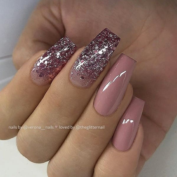 winter nail 20200201136 - 190+ Amazing Spring And Winter Nail Designs Ideas