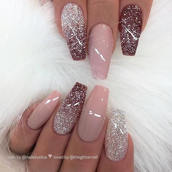 winter nail 20200201144 - 190+ Amazing Spring And Winter Nail Designs Ideas