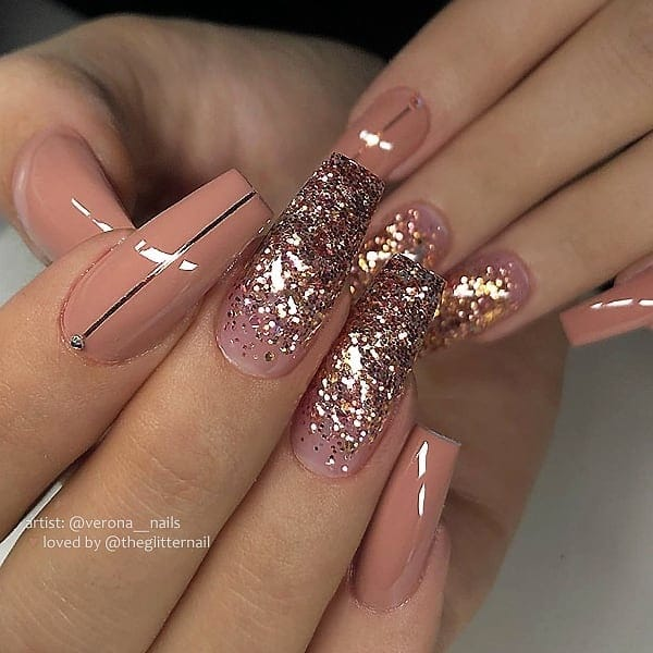 winter nail 20200201149 - 190+ Amazing Spring And Winter Nail Designs Ideas