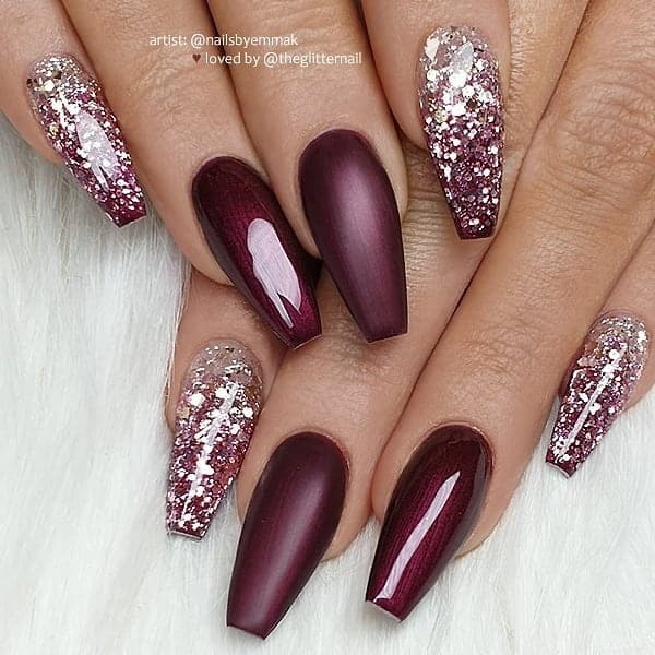 winter nail 20200201158 - 190+ Amazing Spring And Winter Nail Designs Ideas