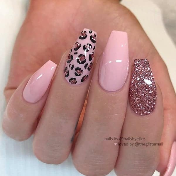 winter nail 20200201162 - 190+ Amazing Spring And Winter Nail Designs Ideas