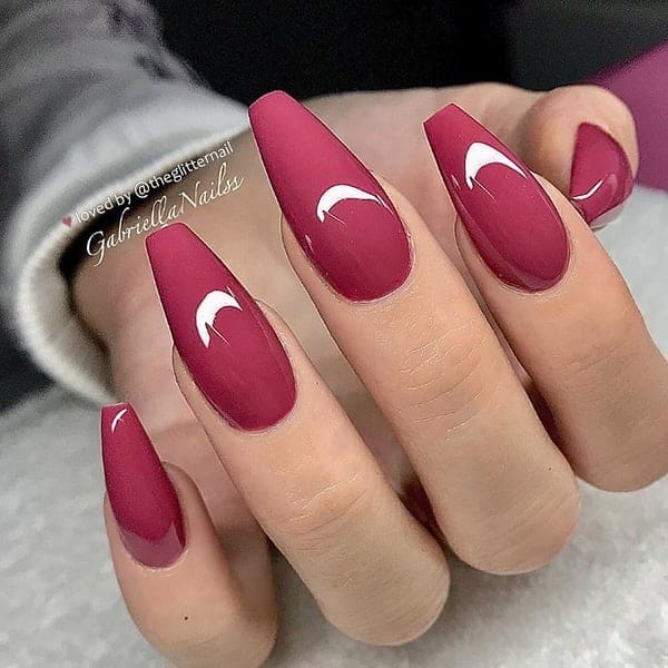 winter nail 20200201163 - 190+ Amazing Spring And Winter Nail Designs Ideas