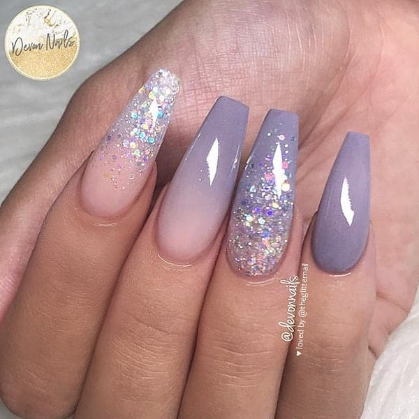 winter nail 20200201167 - 190+ Amazing Spring And Winter Nail Designs Ideas