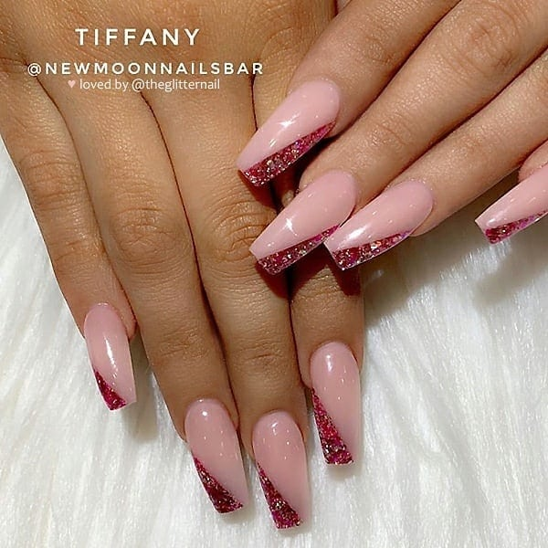 winter nail 20200201170 - 190+ Amazing Spring And Winter Nail Designs Ideas