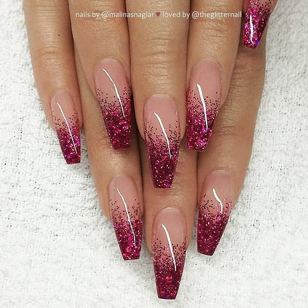 winter nail 20200201174 - 190+ Amazing Spring And Winter Nail Designs Ideas