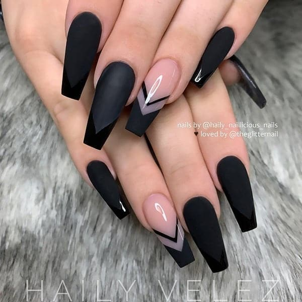 winter nail 20200201175 - 190+ Amazing Spring And Winter Nail Designs Ideas