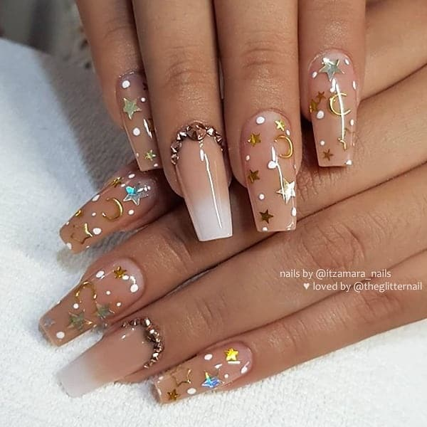 winter nail 20200201179 - 190+ Amazing Spring And Winter Nail Designs Ideas
