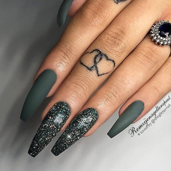 winter nail 20200201183 - 190+ Amazing Spring And Winter Nail Designs Ideas