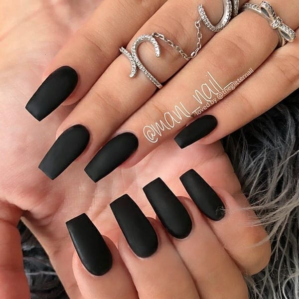 winter nail 20200201187 - 190+ Amazing Spring And Winter Nail Designs Ideas