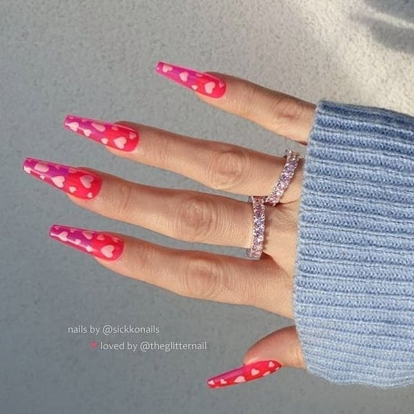 winter nail 2020020124 - 190+ Amazing Spring And Winter Nail Designs Ideas