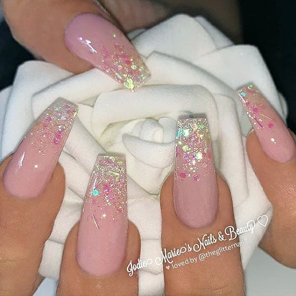 winter nail 2020020145 - 190+ Amazing Spring And Winter Nail Designs Ideas