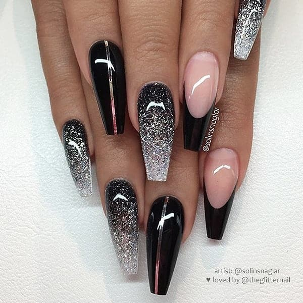 winter nail 2020020156 - 190+ Amazing Spring And Winter Nail Designs Ideas