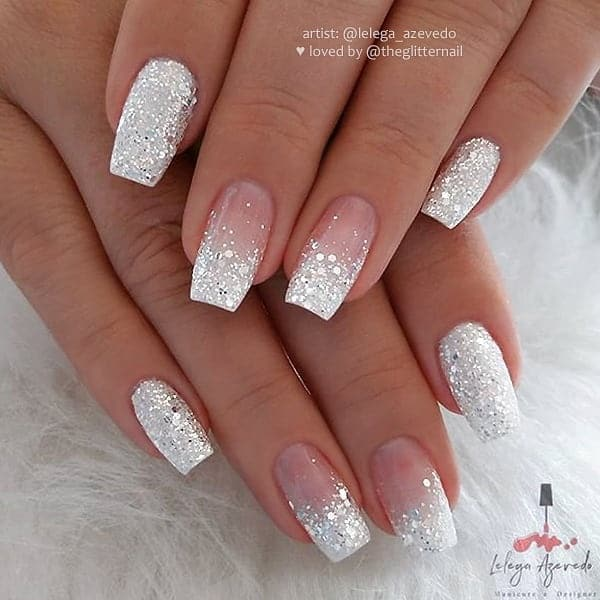winter nail 2020020174 - 190+ Amazing Spring And Winter Nail Designs Ideas