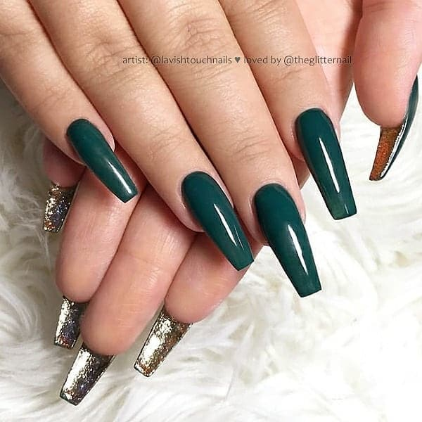 winter nail 2020020184 - 190+ Amazing Spring And Winter Nail Designs Ideas