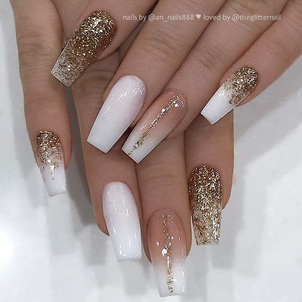 winter nail 2020020187 - 190+ Amazing Spring And Winter Nail Designs Ideas