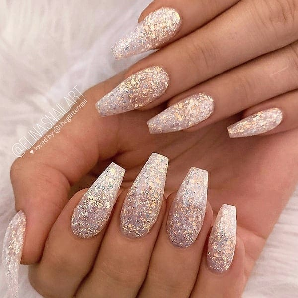 winter nail 2020020192 - 190+ Amazing Spring And Winter Nail Designs Ideas