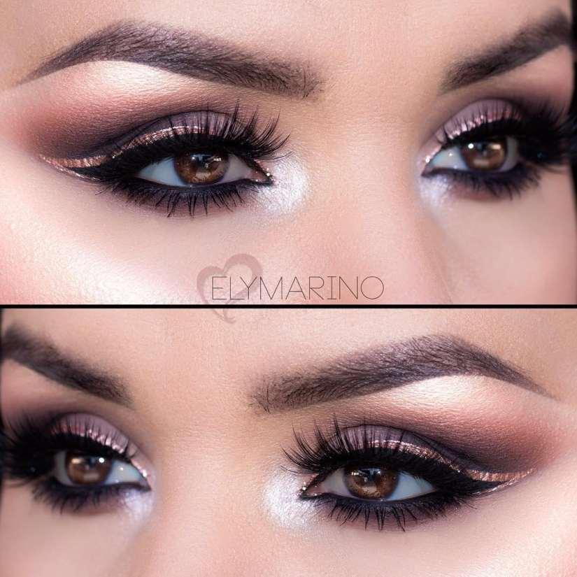 Eye makeup for beginners 2020061101 - Most Beautiful Eye Makeup for Beginners