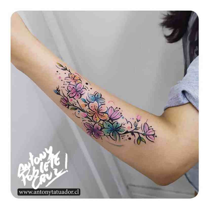 Watercolor Tattoo 2020043005 - Best Watercolor Tattoo Ideas 2020 Impress you
