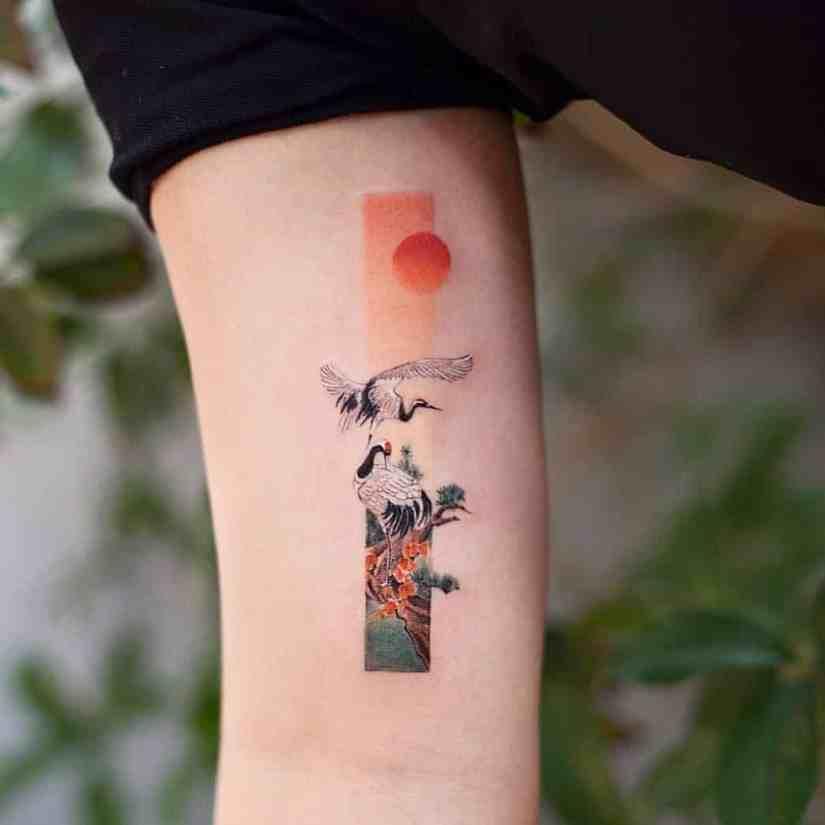 frame tattoo 2020050202 - Exquisite Frame Tattoo Designs Shock You