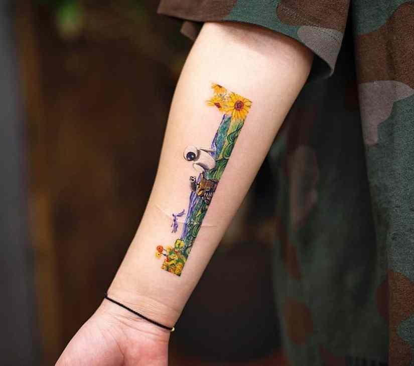 frame tattoo 2020050206 - Exquisite Frame Tattoo Designs Shock You