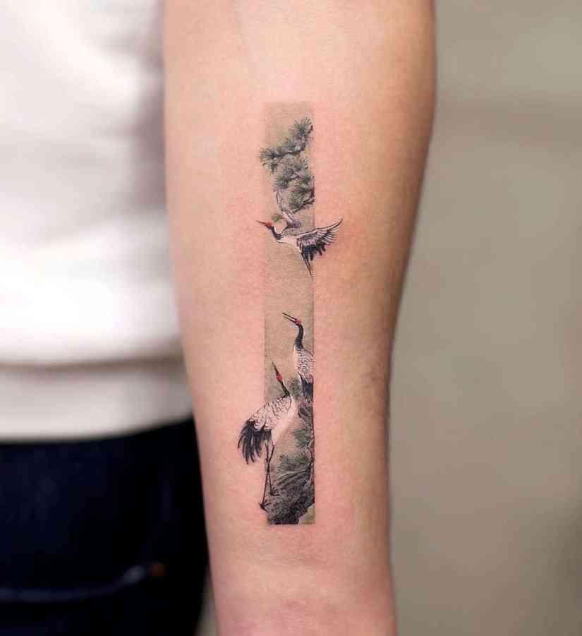frame tattoo 2020050217 - Exquisite Frame Tattoo Designs Shock You