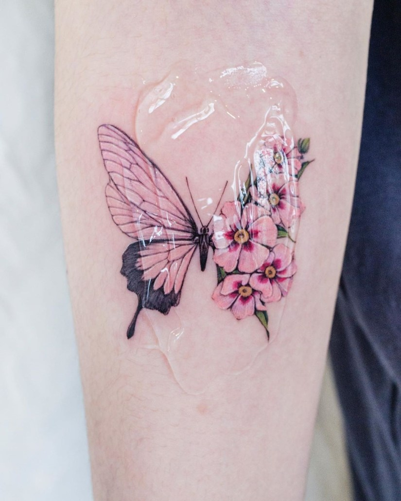 Butterfly tattoo designs 2020080207 - 20+ Best Butterfly Tattoo Designs 2020