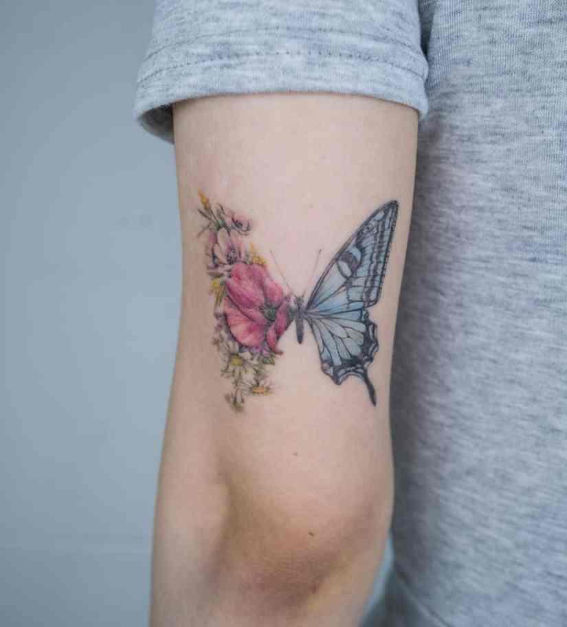 Butterfly tattoo designs 2020080215 - 20+ Best Butterfly Tattoo Designs 2020