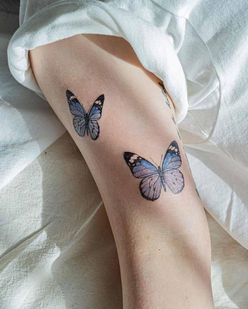 Butterfly tattoo designs 2020080217 - 20+ Best Butterfly Tattoo Designs 2020