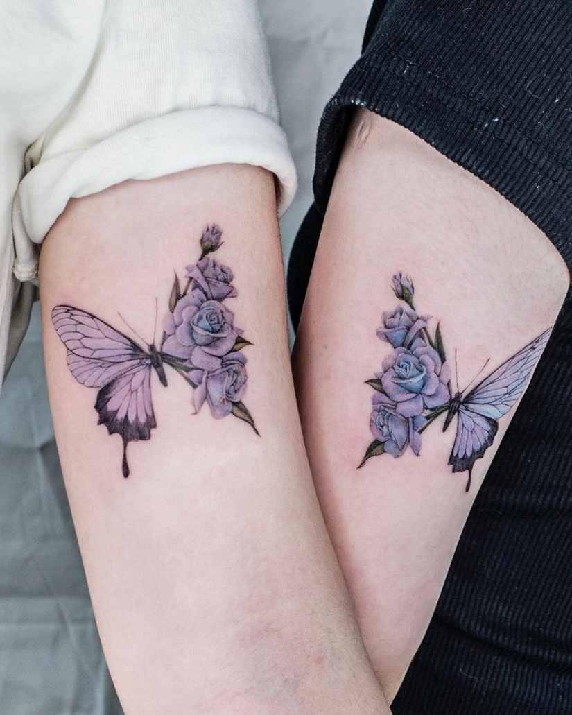 Butterfly tattoo designs 2020080220 - 20+ Best Butterfly Tattoo Designs 2020