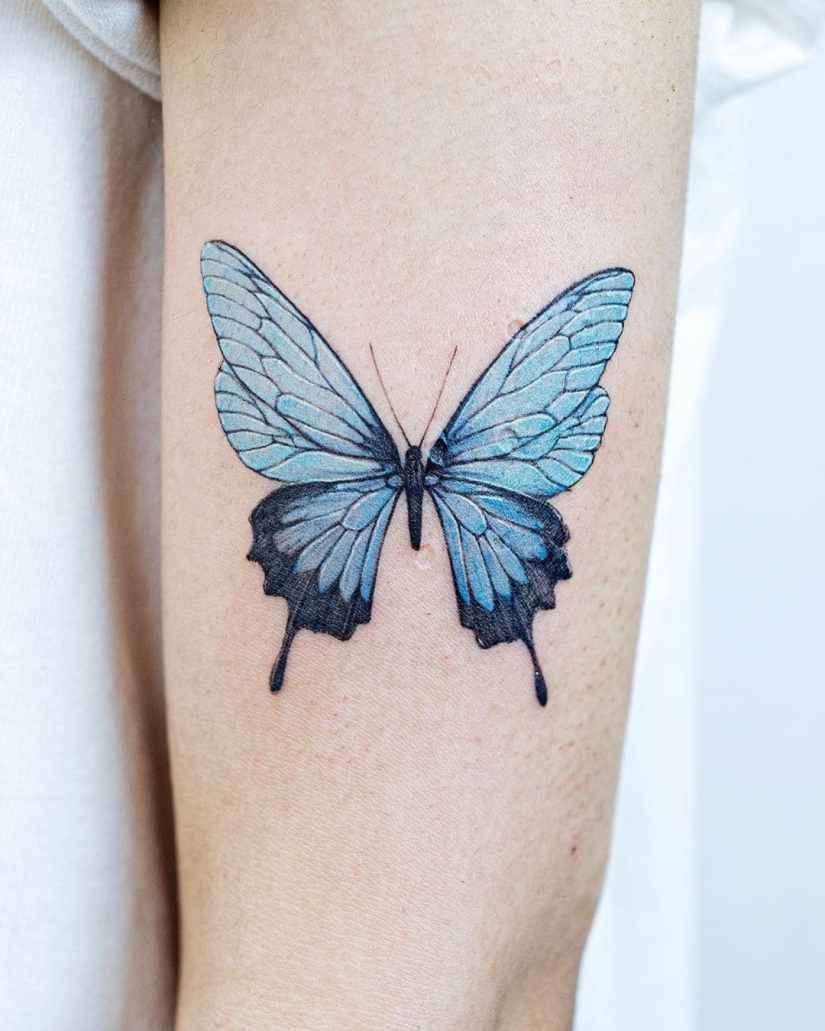 Butterfly tattoo designs 2020080222 - 20+ Best Butterfly Tattoo Designs 2020