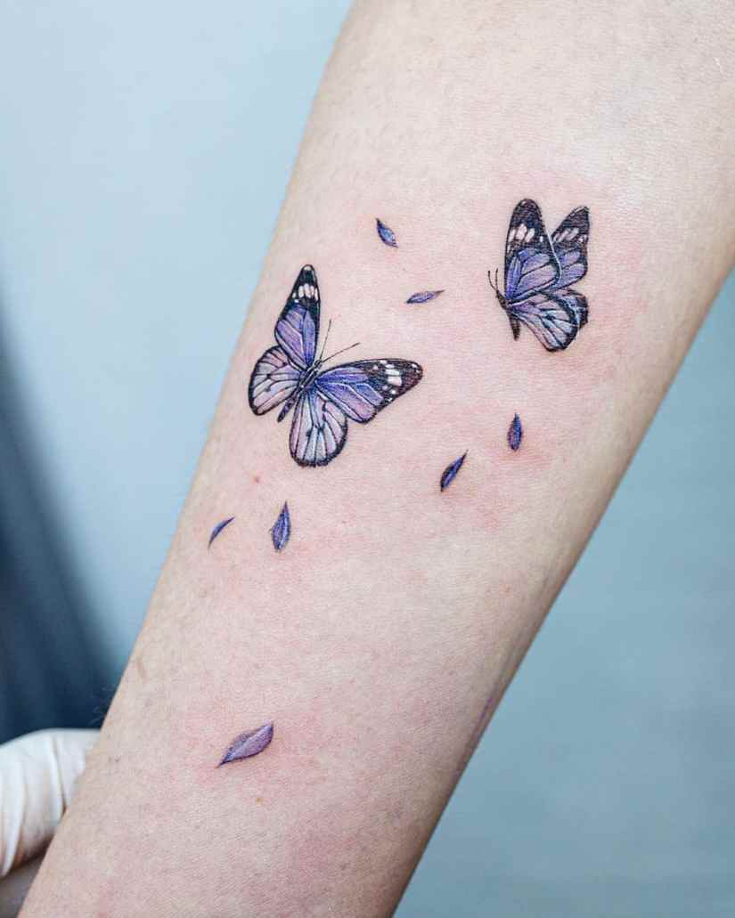 Butterfly tattoo designs 2020080224 - 20+ Best Butterfly Tattoo Designs 2020