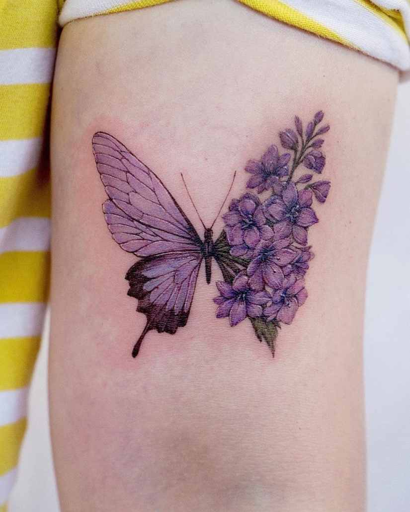 Butterfly tattoo designs 2020080225 - 20+ Best Butterfly Tattoo Designs 2020