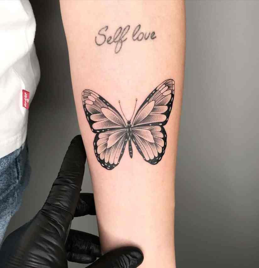 Butterfly tattoo ideas 2020080805 - Best Butterfly Tattoo Ideas 2020 You Will Love