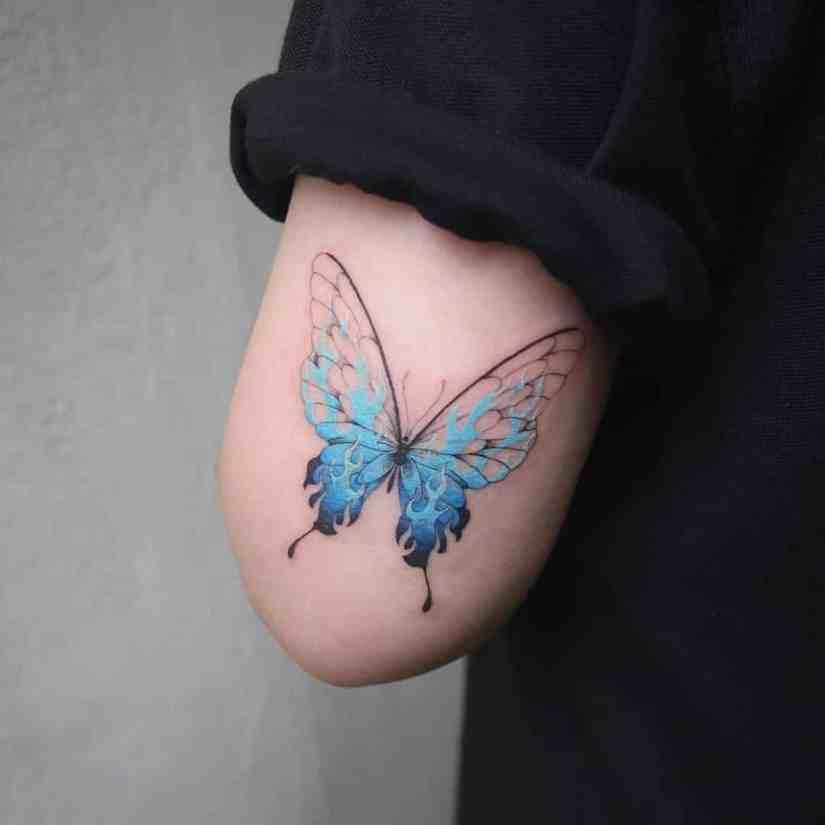 Butterfly tattoo ideas 2020080809 - Best Butterfly Tattoo Ideas 2020 You Will Love