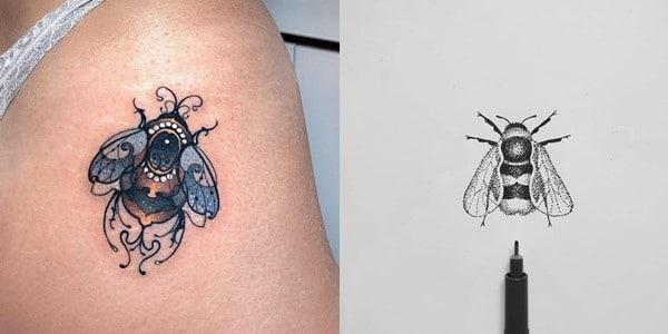 Bumblebee-Tattoo-20201026