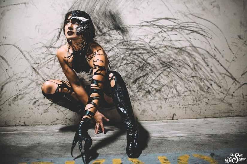 Halloween Venom Makeup 2020100512 - 10+ Halloween Venom Makeup Extreme Fear