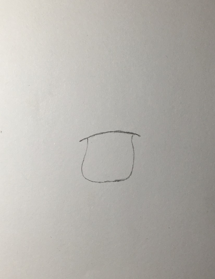 Draw a mushroom 2021013102 - How to Draw a Mushroom Step by Step